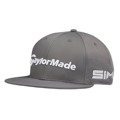 TaylorMade Men's Tour Flatbill Hat - Multiple Colours