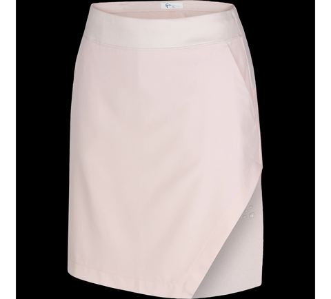 Greg Norman Gem Pull-On Stretch Skort
