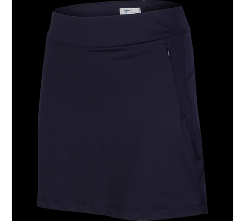 Greg Norman Flounce Pull-On Stretch Skort