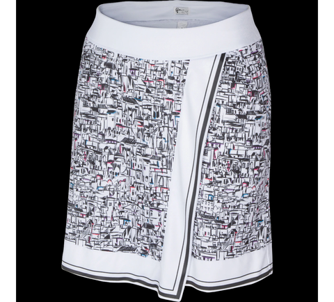 Greg Norman Villa Pull-On-Skort
