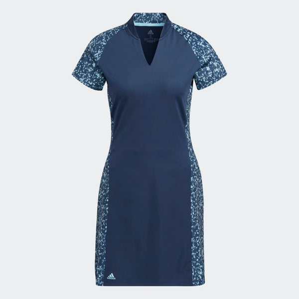 Adidas Ultimate 365 Primgreen Printed Dress