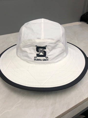Imperial Headwear-Sun Protection Hat with SGCC Logo