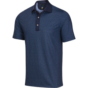 Greg Norman Moonlight ML75 Stretch Polo w/SGCC Logo