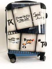 Dreams Too Big Custom Carry-On Luggage