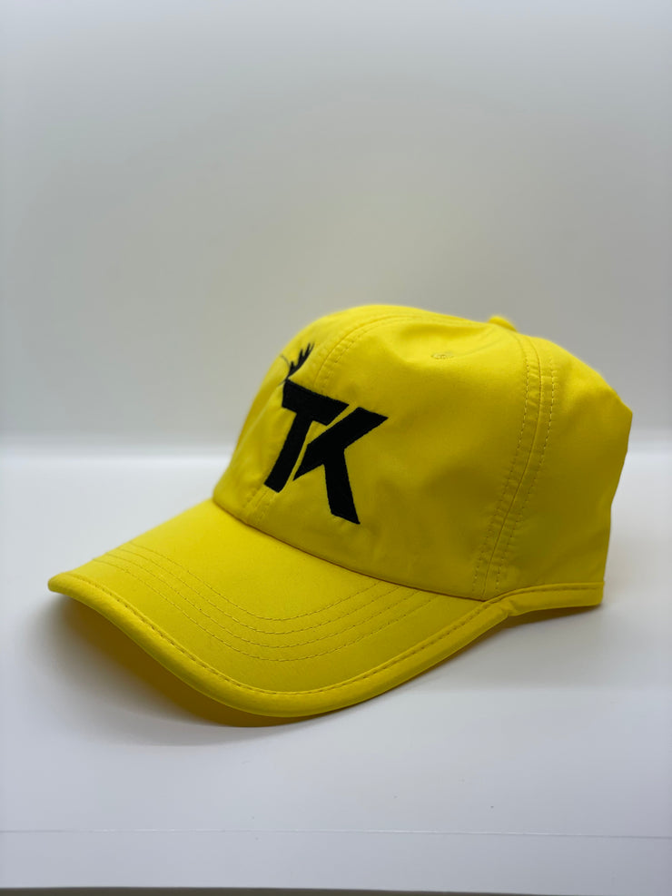 (Pre-Order) Bright Yellow Sports Cap
