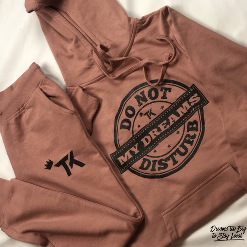 DND My Dreams Womens Sweatsuit