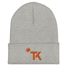 Load image into Gallery viewer, TK Cuffed Beanie