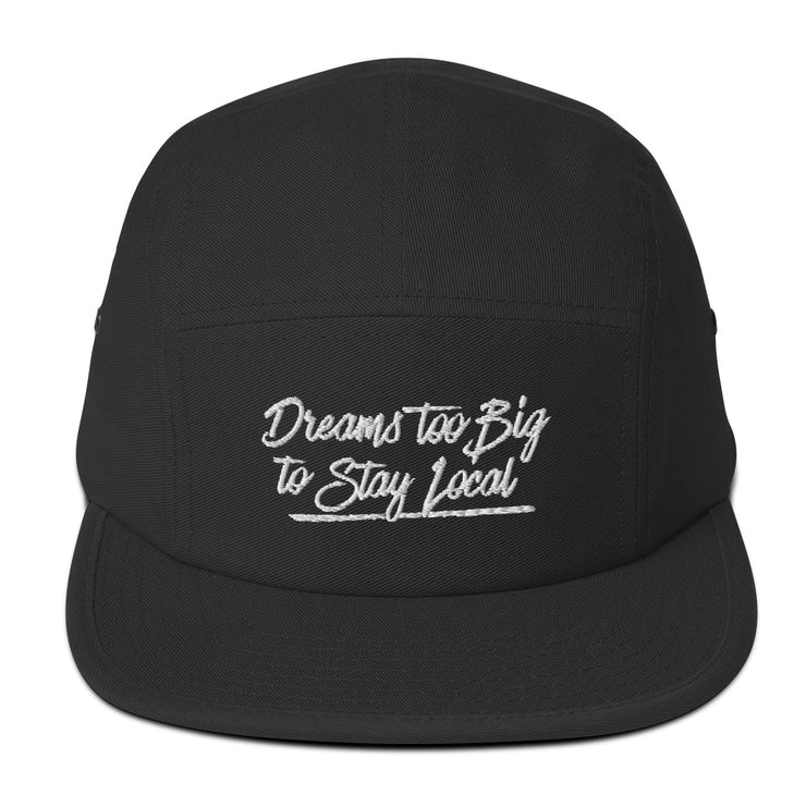 Dreams Five Panel Cap