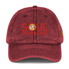 Load image into Gallery viewer, Soul Searching Vintage Cotton Twill Cap