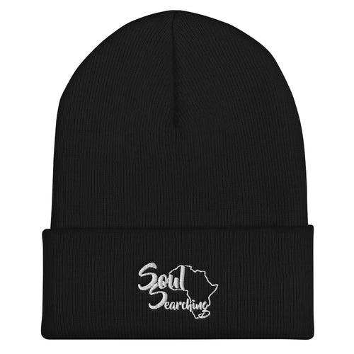 Soul Searching Cuffed Beanie