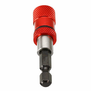 "1Pcs Electric Drill Magnetic Screwdriver Bit Holder 1/4"" Hex Shank Drywall Drill Bit Holder For Power Tool"