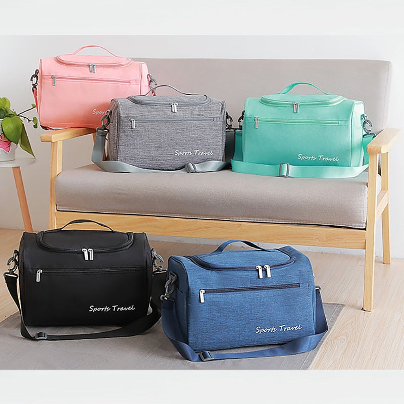 Large Waterproof Travel Bag airport Cabin Luggage Bags Short Trip Duffle Bag weekend sports bags for fitness sac de voyage femme