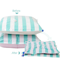 Vacuum Storage Bags for Clothes Blankets Pillows 60x40/70x50/80x60/100x80cm