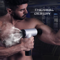 WorthWhile Gym Fitness Fascia Gun Body Relaxation Massage Machine Muscle Training Relax Integrated Equipment for Men Women