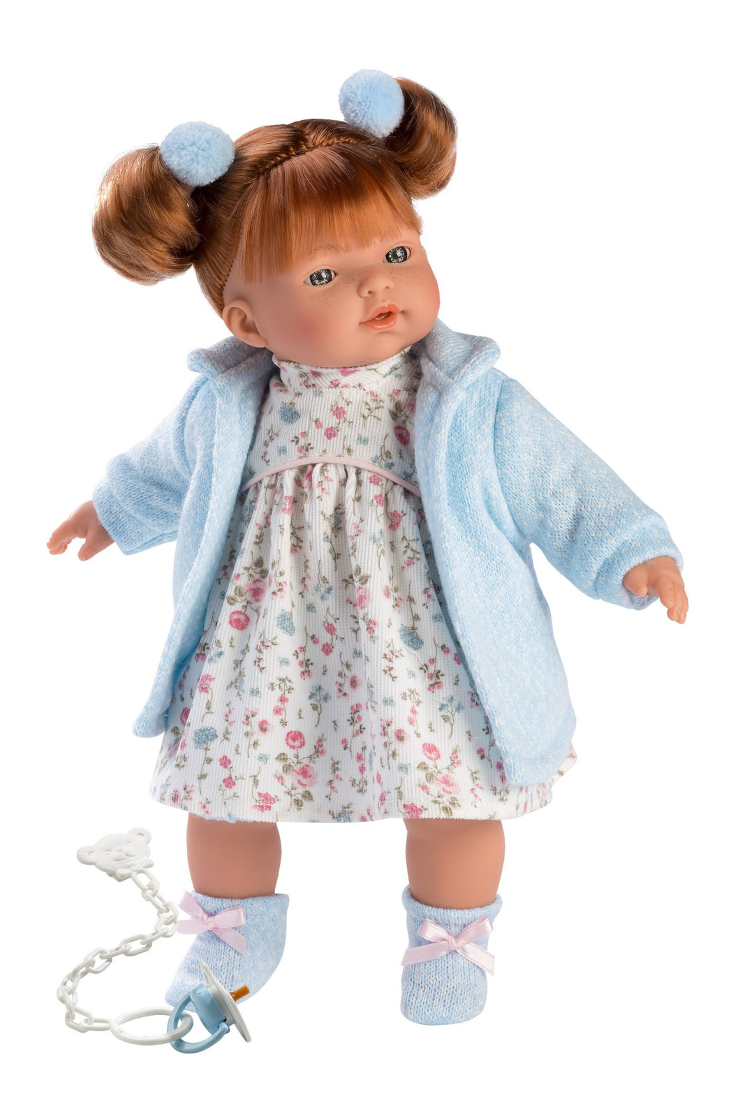 Llorens Doll - Clothing - Blue