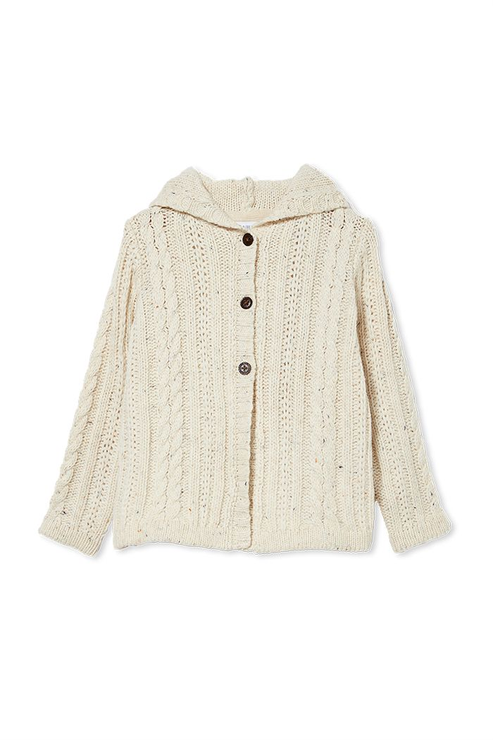 Hooded Cardigan (Girls)