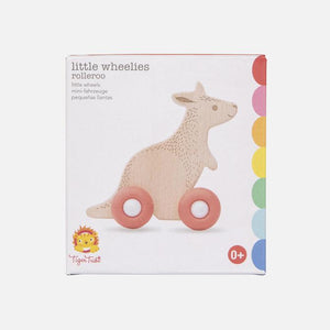 Little Wheelies - Rolleroo