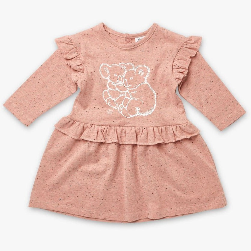 May Gibbs Nelli Dress - Koala
