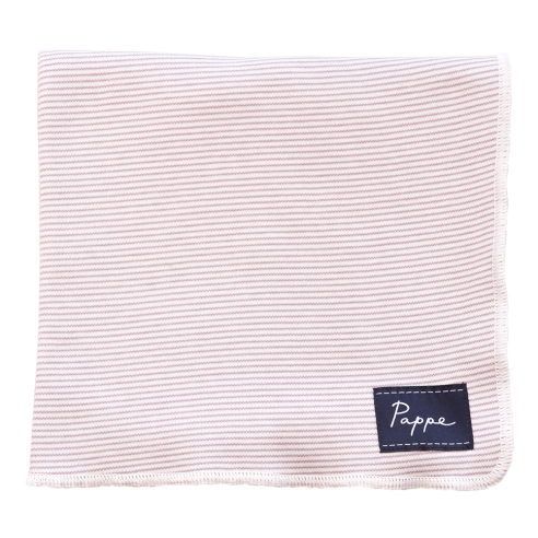 Petey Luxe Organic Wrap - Elderberry Stripe