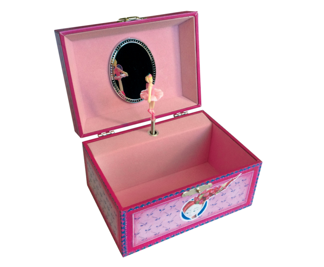 Musical Jewellery Box - Ivone