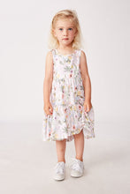 Load image into Gallery viewer, Spring Floral Dress (8-12)