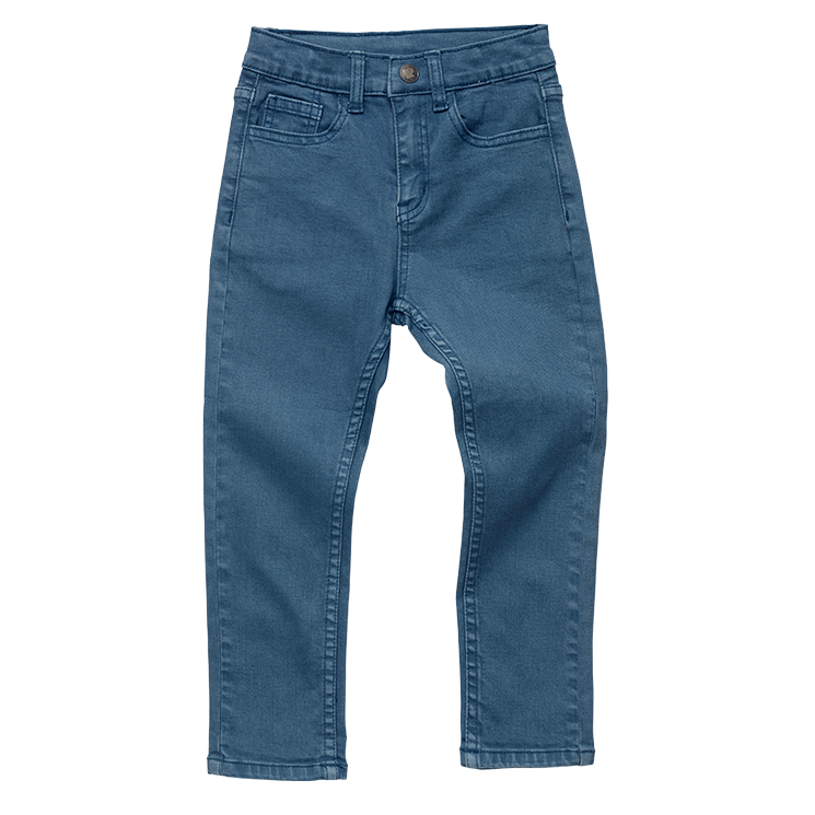 Blue Wash Denim Jeans