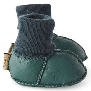 Booties - Jade Green