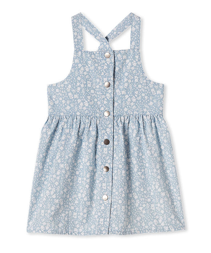 Denim Dress (Girls 8-12)