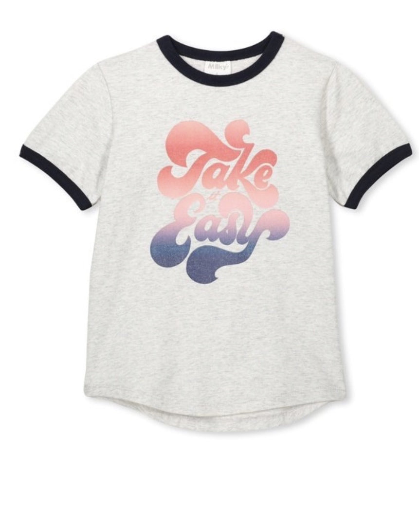 Take It Easy Tee (Teen)