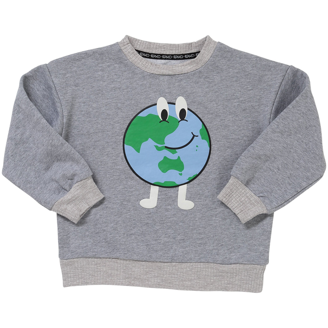 Earthling Vintage Wash Kids Sweatshirt