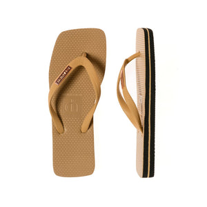 Flip Flops - Tan Rose - Women