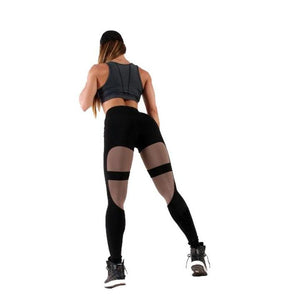 ANNU ATTIRE Extreme Beat Fitness Leggings