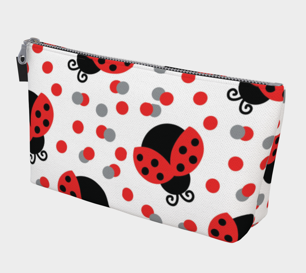 ANNU LADYBUG STARLET MAKE-UP BAG