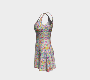 ANNU - HOUR OF FLOWERS DRESS (S2)