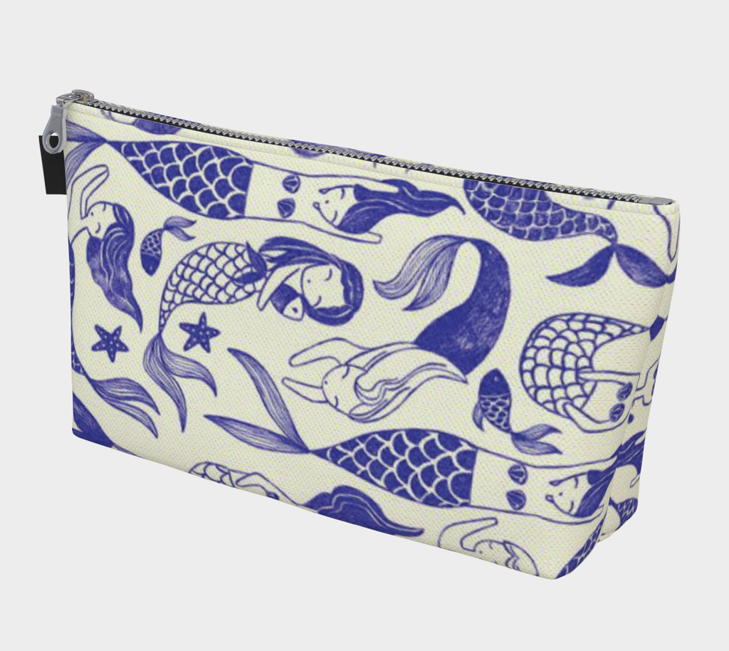 ANNU JACKIE JENSEN MERMAID MAKE-UP BAG