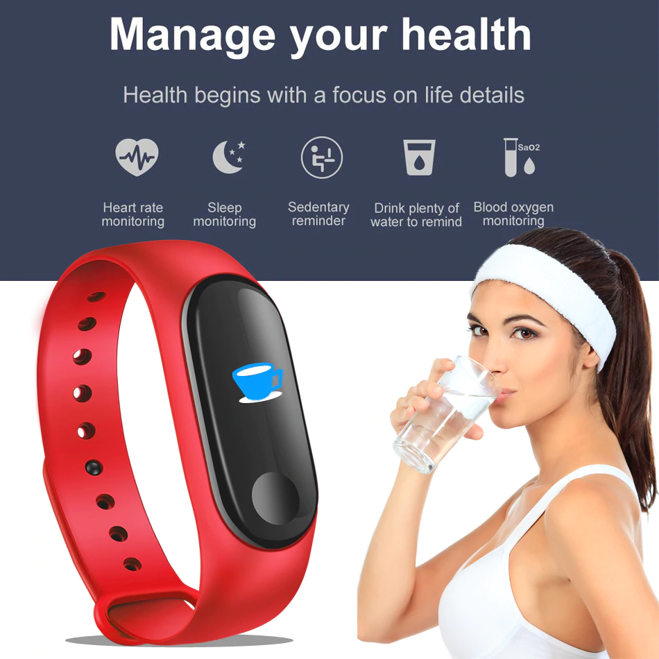 ANNU JEWLERY J1  Android4.4 Womens Fitness Tracker
