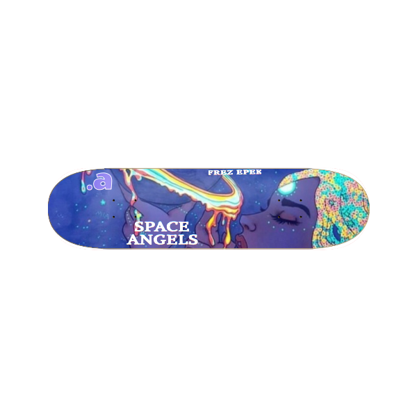 ANNU - FREZ EPEK SPACE ANGELS PRO DECK (FRE-1)