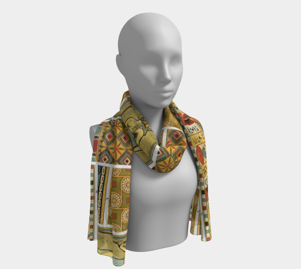 ANNU - ISIS SCARF