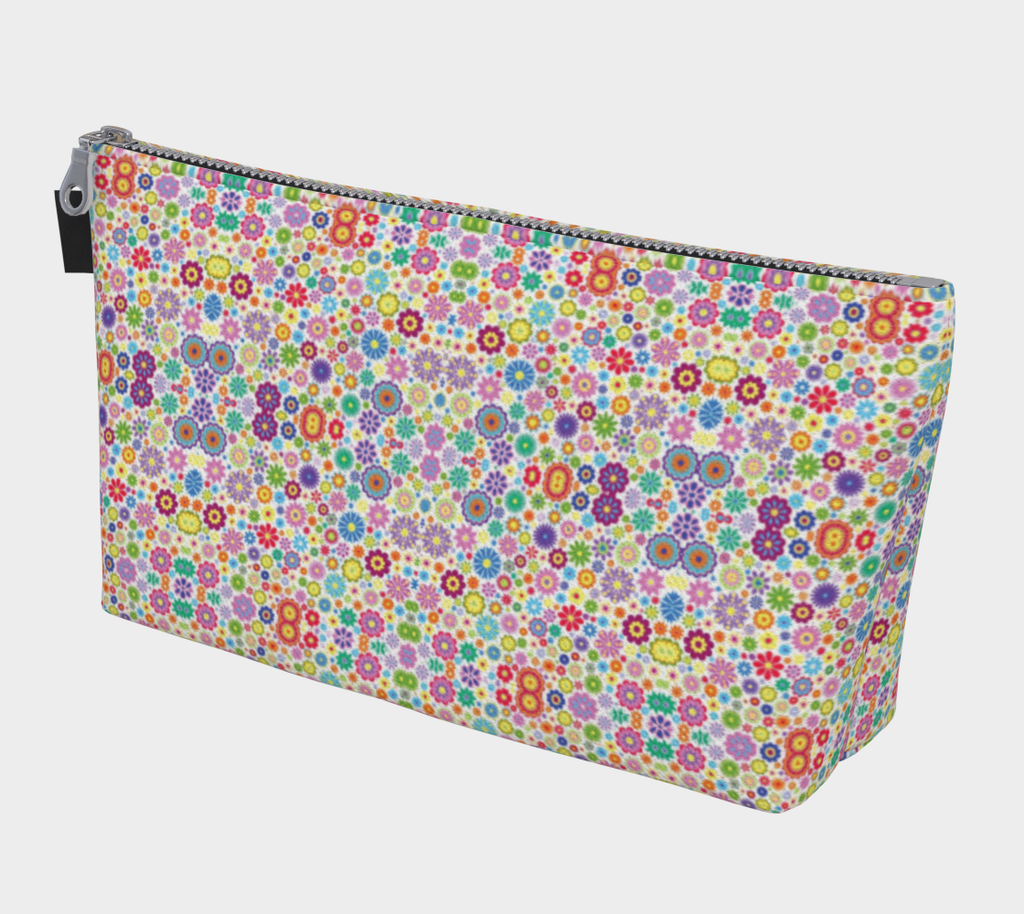 ANNU - HOUR OF FLOWERS MAKE-UP BAG