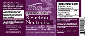 Etherium Black 1oz Powder