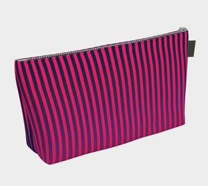 ANNU PINK MATRIX VERTICAL MAKE-UP BAG