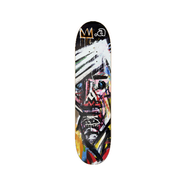 ANNU - BASQUIAT ART DECK (B-06)