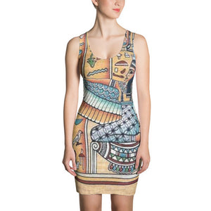ANNU Sublimation Cut & Sew Dress