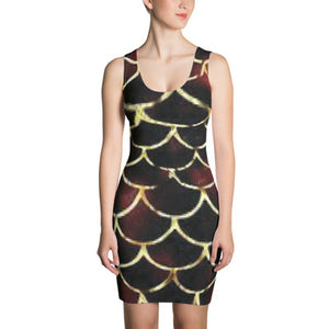 ANNU (Red Sea) Sublimation Cut & Sew Dress