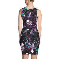 ANNU (Jackie Jensen Series) Sublimation Cut & Sew Dress