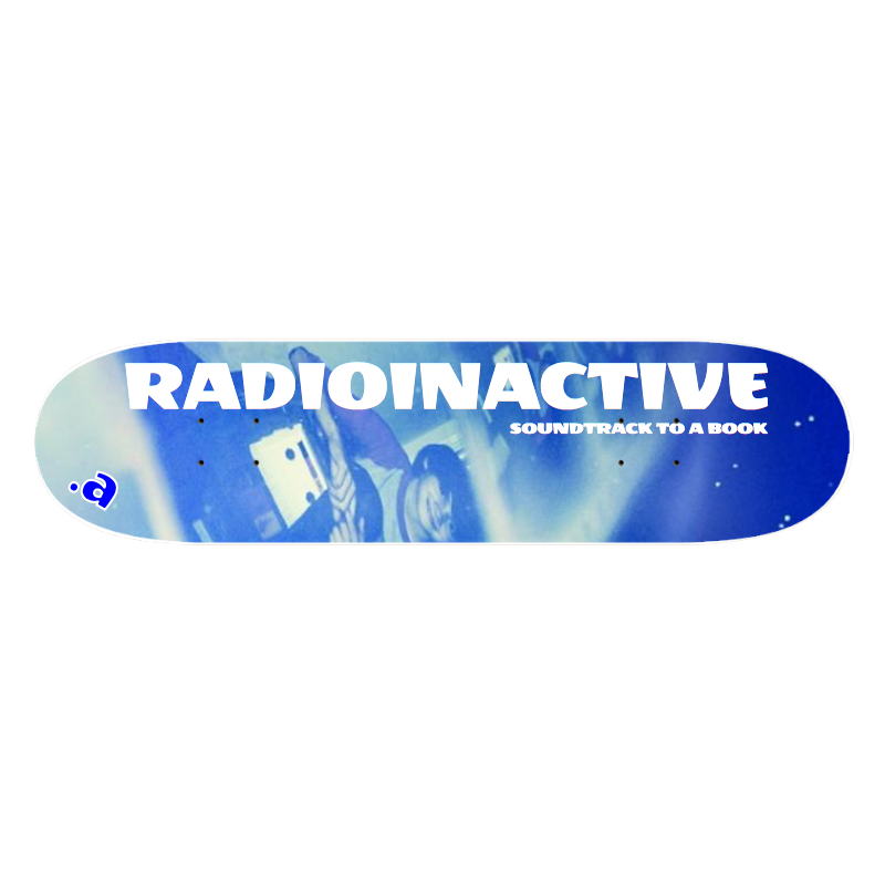 ANNU - RADIOINACTIVE SOUNDTRACK TO A BOOK PRO DECK (RAD-05)