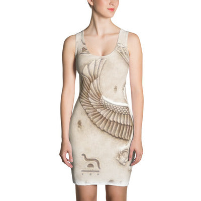 ANNU Scarab Sublimation Cut & Sew Dress