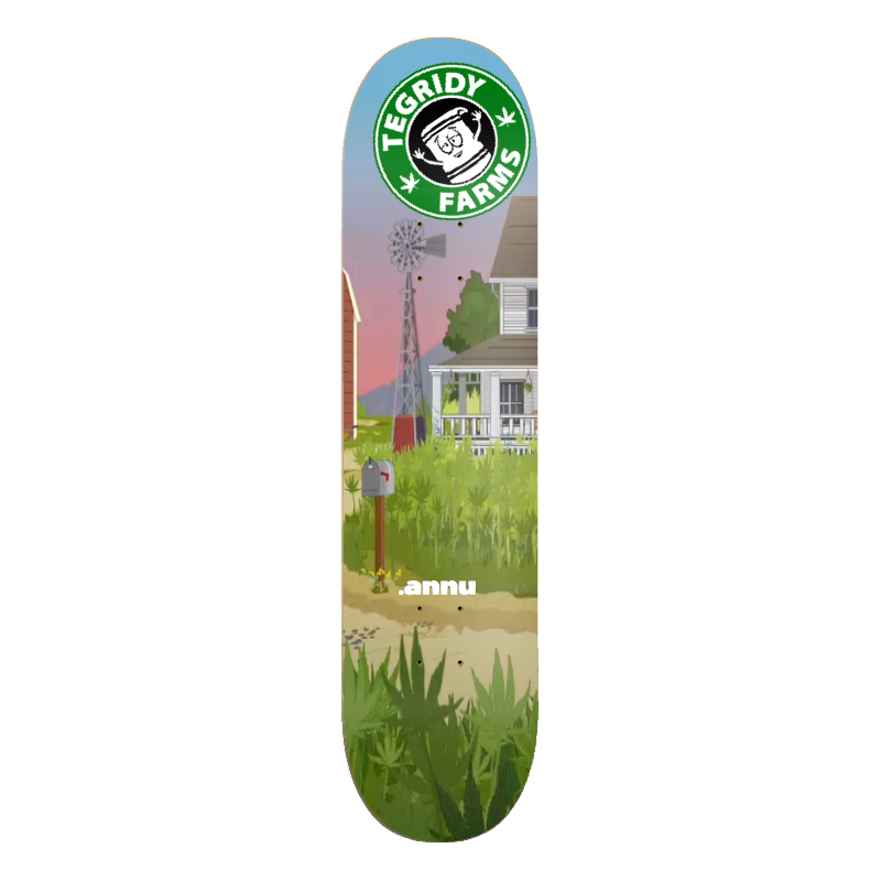 ANNU - TEGRIDY FARMS SHOP DECK (TDFY-01)