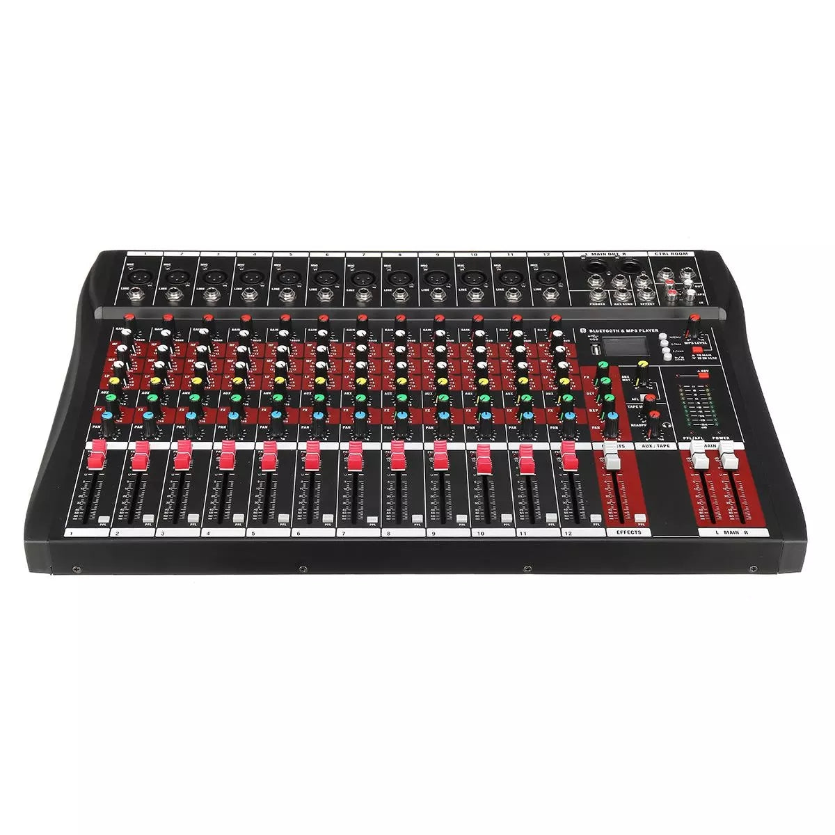 "ANNU PRO AUDIO - DR DEADROCK ""MIX WARRIOR"" 12 CH MIXER (BLUETOOTH)"