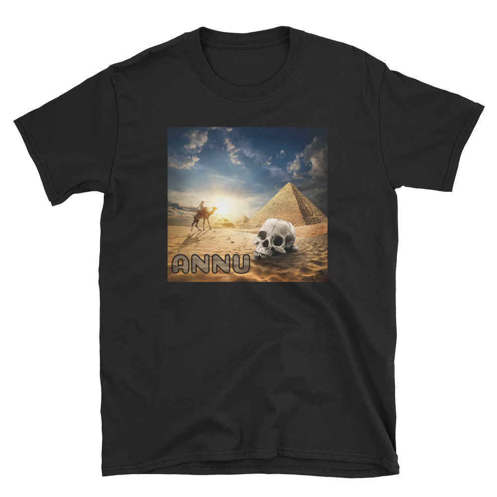 ANNU - LOST IN HISTORY Short-Sleeve T-Shirt